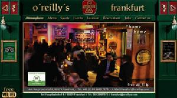 O´reilly´s Irish Pup